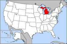michigan in us